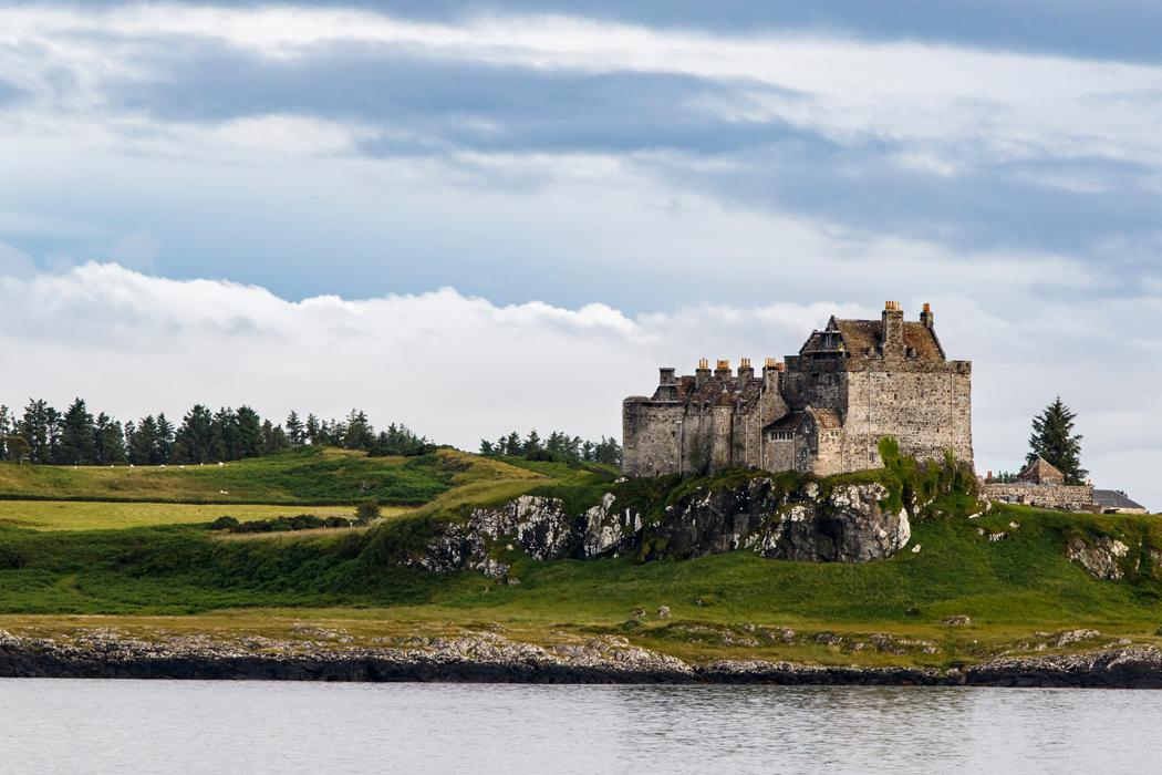 Île de Mull, Écosse