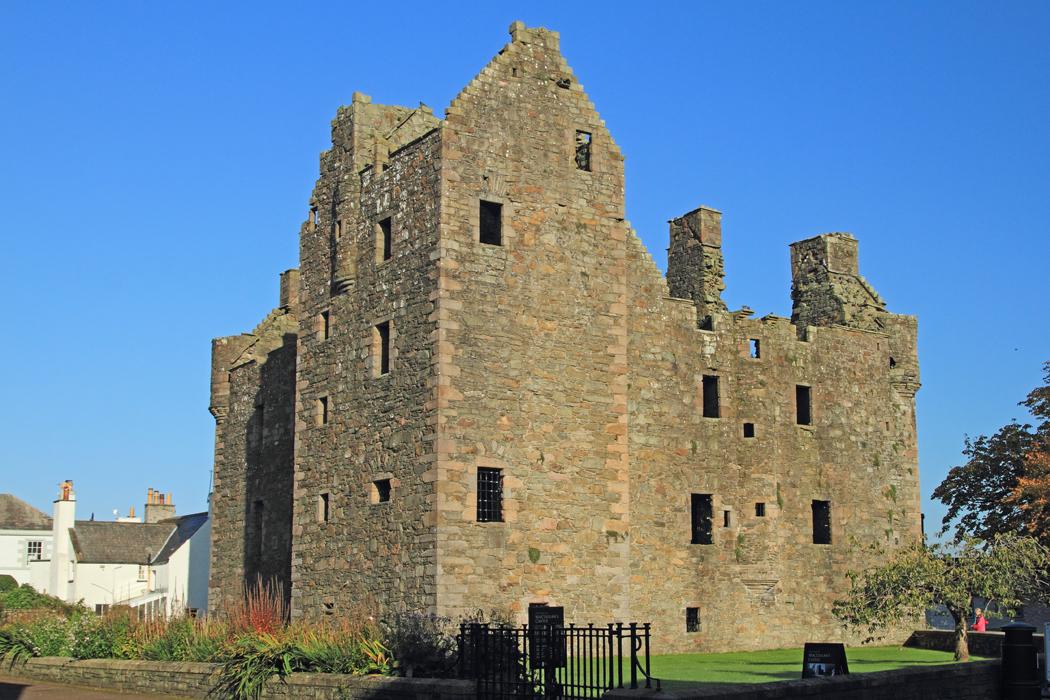 Kirkcudbright Chateau de Mad Lellan's Ecosse