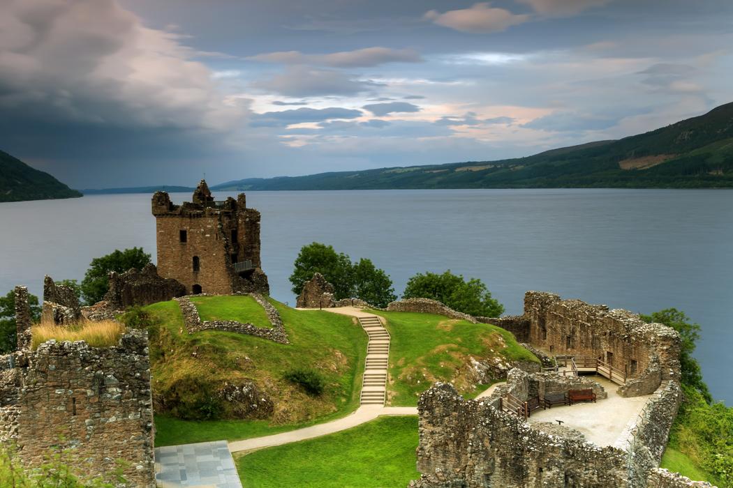 Lac Loch Ness