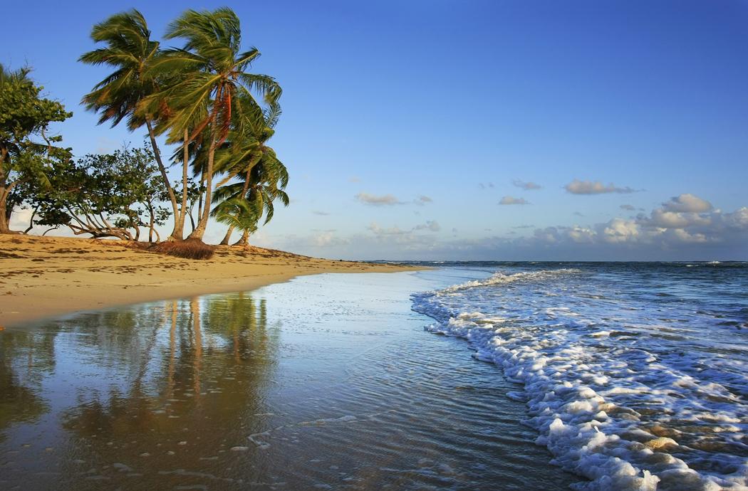 Las Terrenas plage République Dominicaine