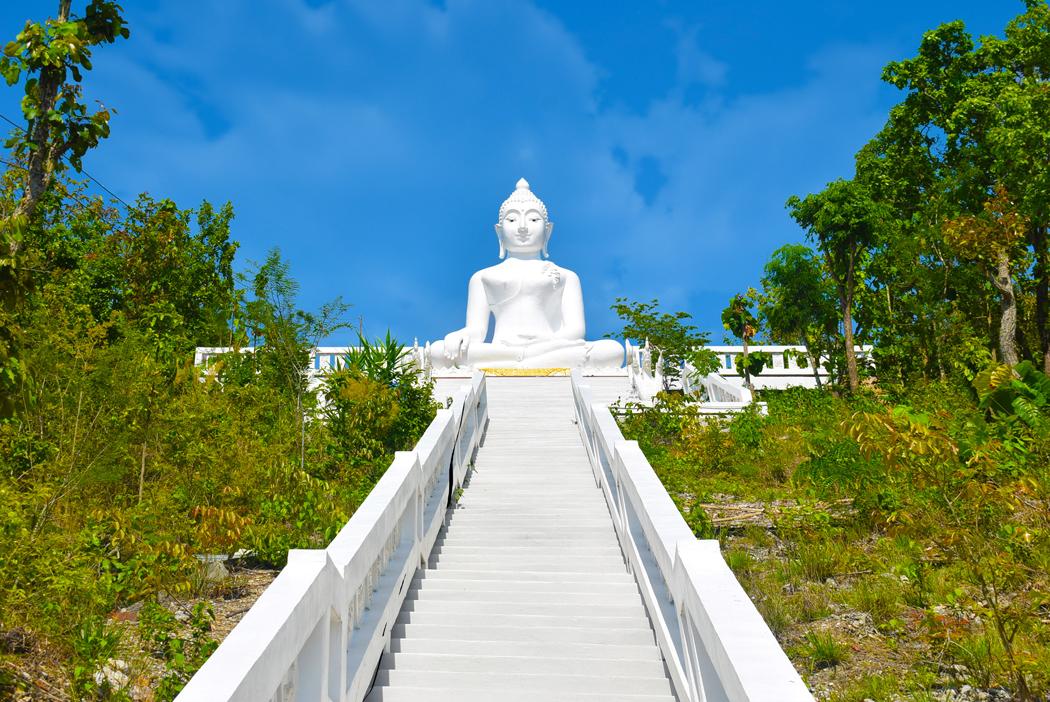 Phra That Mae Yen Pai Thailande