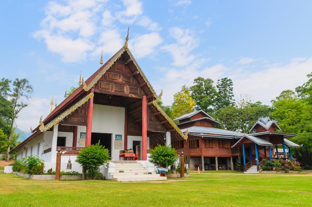 Wat Nam Hu Pai Thailande
