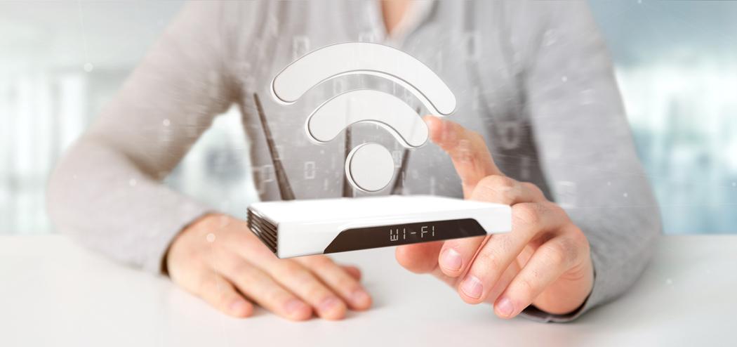 boitier wifi pour avoir internet a l'étranger